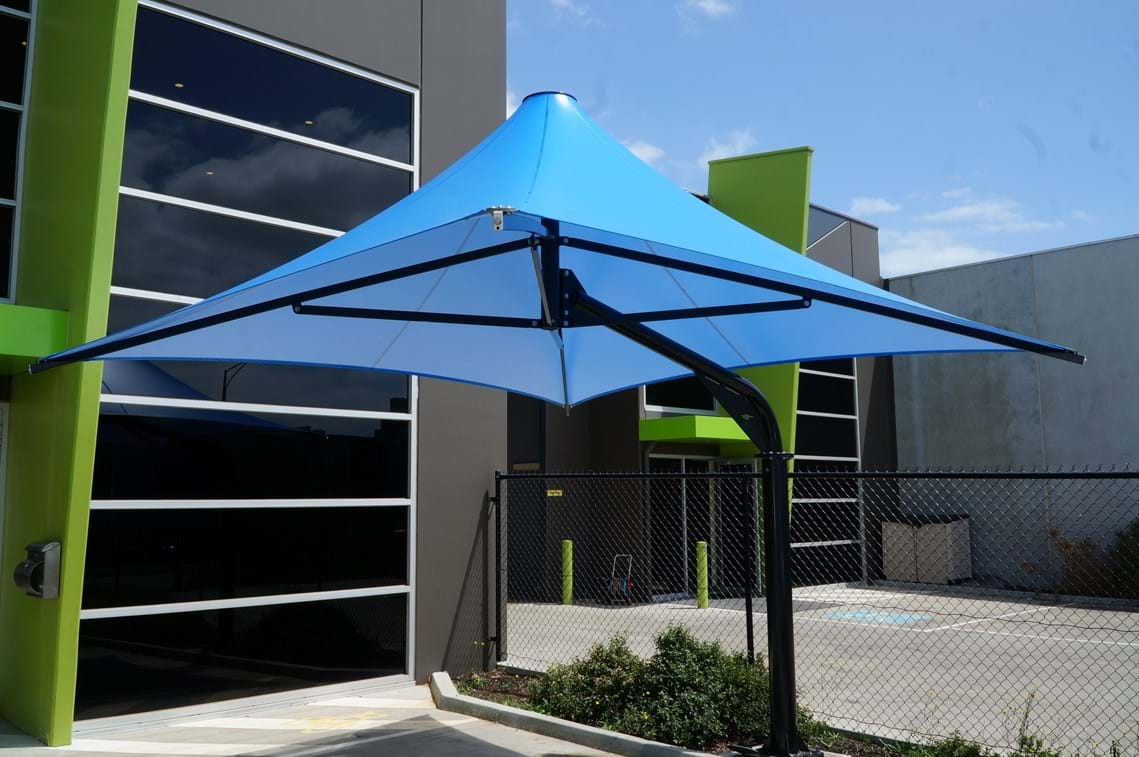 Architectural Shade Structure